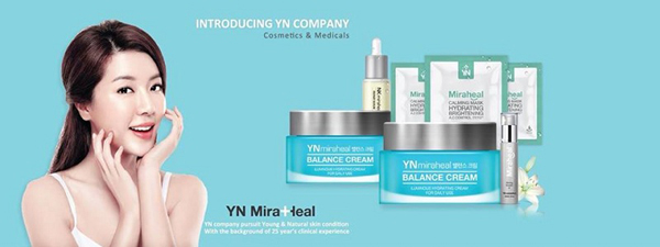 YN Medical Cosmetics với đa dạng nhiều dòng sản phẩm