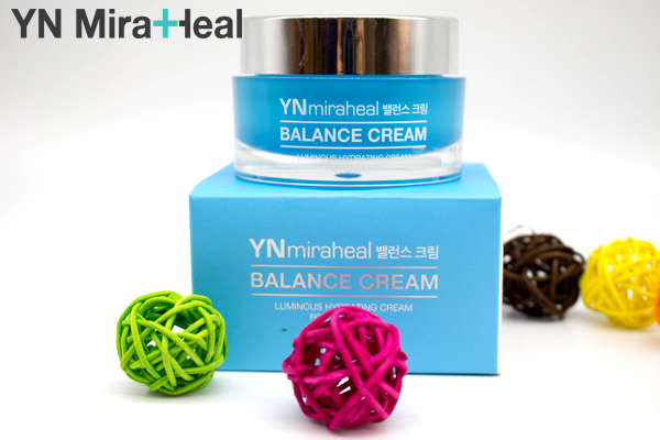 Sản phẩm kem dưỡng da YN Miraheal Balance Cream