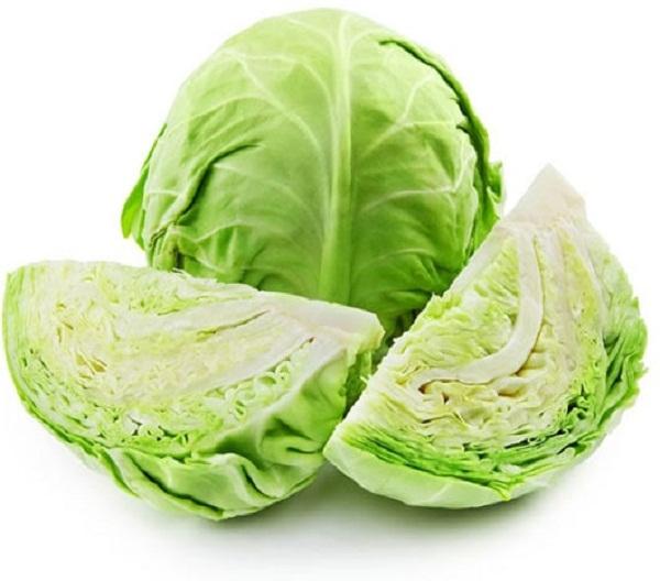 Bắp cải vừa giàu collagen mà lại phổ biến, rất dễ mua
