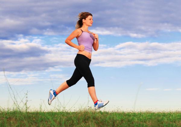 Tập thể dục giúp khí huyết lưu thông dễ dàng hơn