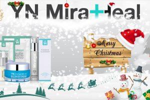 Chương trình khuyến mãi nhân dịp Noel: Giảm 10% tất cả sản phẩm YN Miraheal