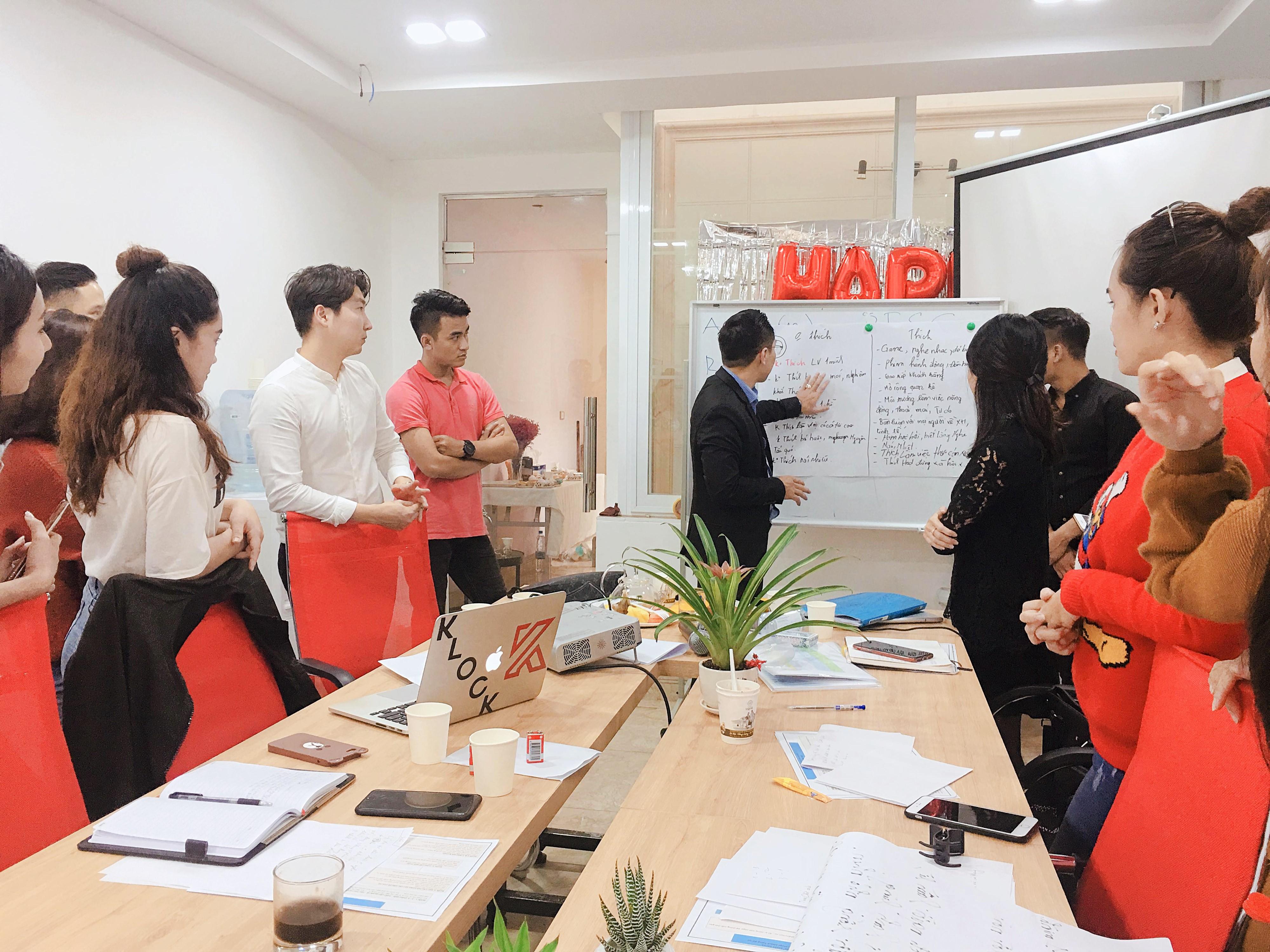 Ths. Đặng Văn Tân hướng dẫn phan tích tâm lý khách hàng theo tiêu chuẩn DISC