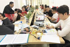 Chương trình đào tạo thường niên của YN Mirheal
