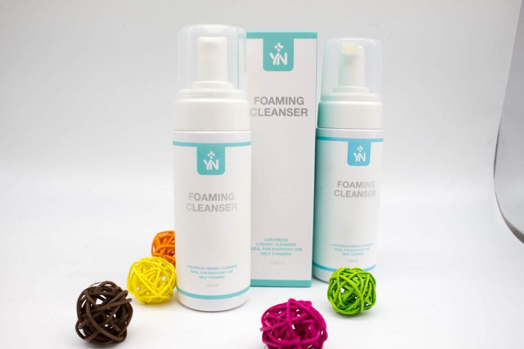 YN Foaming Cleanser– sữa rửa mặt tạo bọt