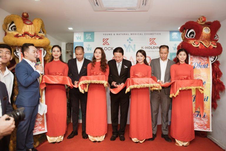 Tiến sĩ Choi Byung Ik đã sáng lập nên thương hiệu mỹ phẩm chăm sóc da YN Miraheal