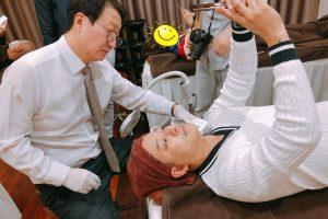 Ca sĩ Tuấn Hưng trải nghiệm nâng cơ da mặt bằng công nghệ HIFU YN