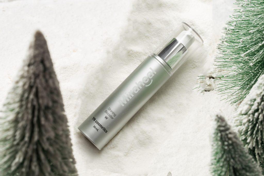 NK Miraheal Shining Booster W – Cải thiện sắc tố da và nếp nhăn