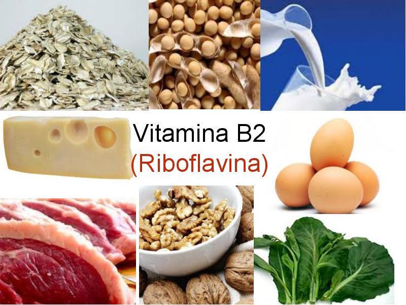Bổ sung những thực phẩm giàu vitamin B2 rất tốt cho làn da