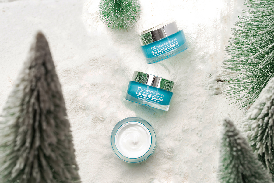 Kem dưỡng da YN miraheal balance cream phù hợp với mọi loại da