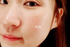 Review của blogger Hàn Quốc về công dụng của serum và mặt nạ YN