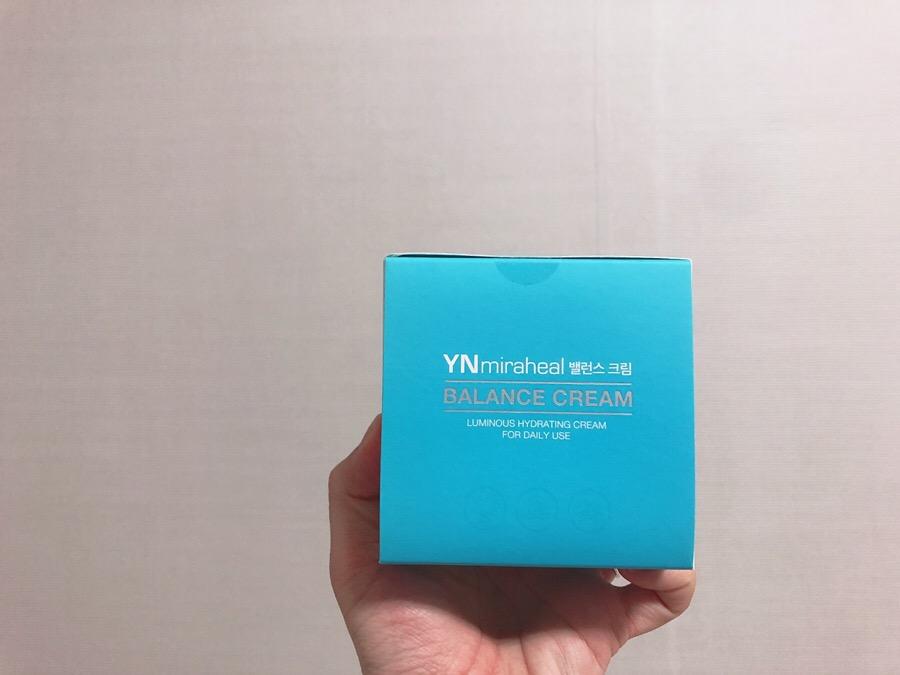 Kem dưỡng da YN Miraheal Balance Cream hộp 50g