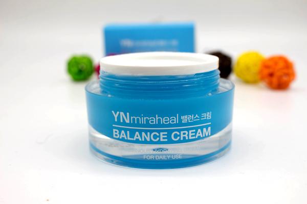 Ban đêm là thời điểm thích hợp sử dụng kem dưỡng da YN Miraheal Balance Cream