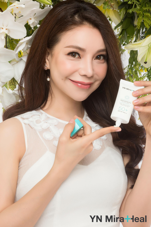 Kem chống nắng Yn Miraheal Aqua Sun Block của hãng được mỹ phẩm này luôn đảm bảo độ an toàn với những làn da nhạy cảm