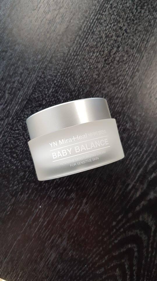 Sản phẩm mới Baby Balance Cream
