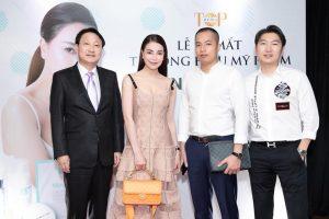 Lễ ra mắt thương hiệu dược mỹ phẩm Hàn Quốc YN Miraheal tại Tp. HCM