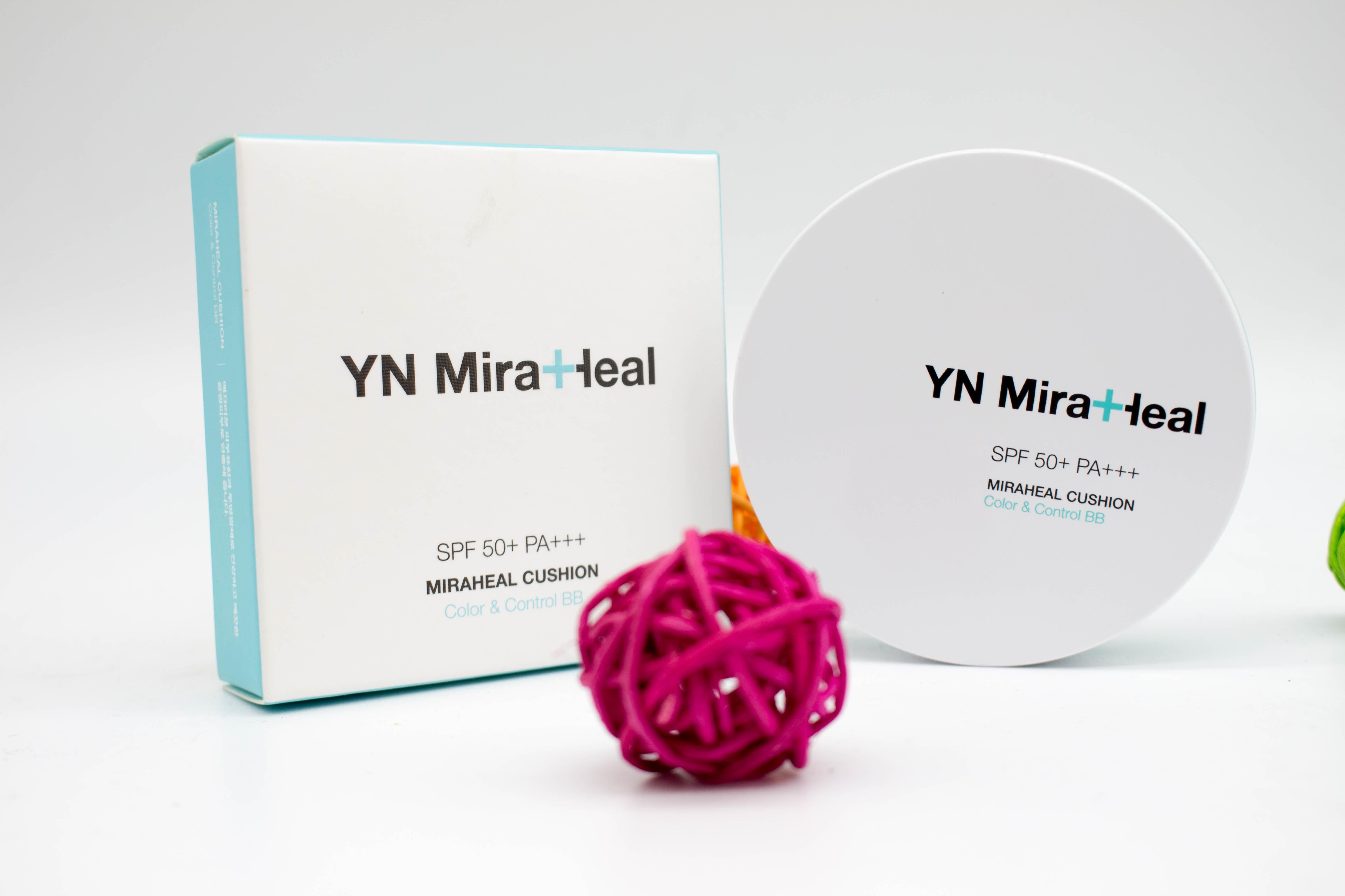 Phấn nước YN Miraheal Cushion được nhiều tạp chí làm đẹp công nhận về chất lượng