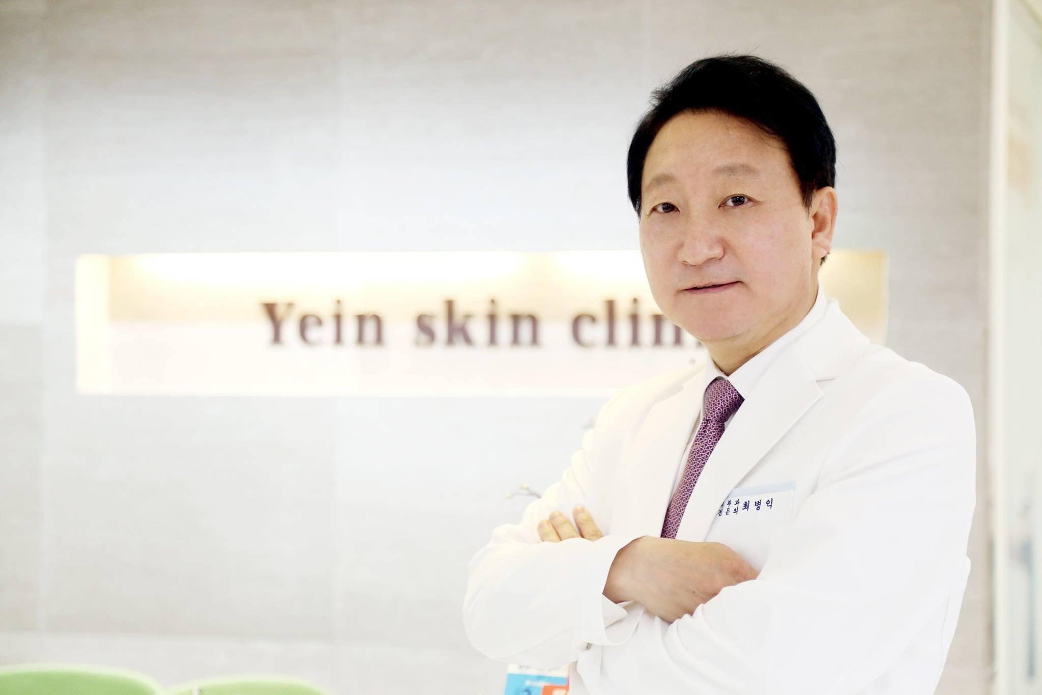 Tiến sĩ Choi Byung Ik- Người sáng lập thương hiệu YN Miraheal