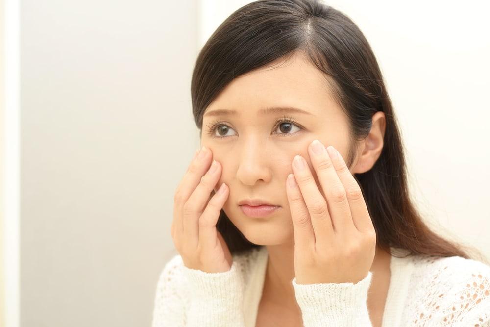 Da khô cũng cần được bảo vệ khỏi tác hại của ánh nắng mặt trời