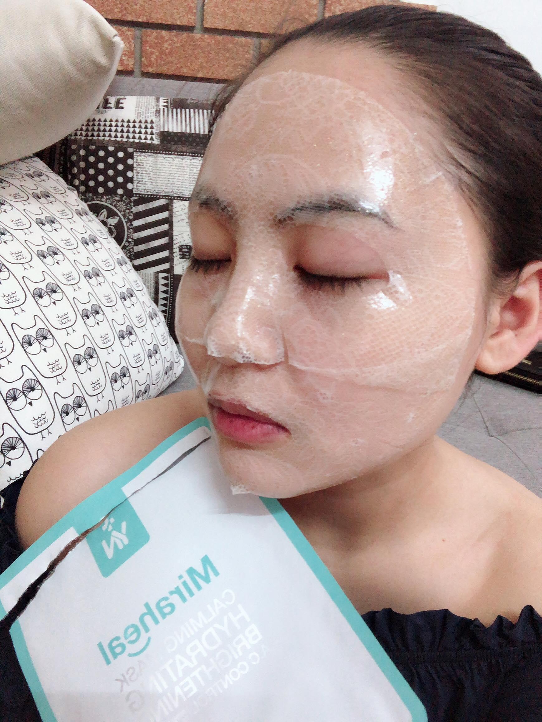 Mặt nạ dược mỹ phẩm là lựa chọn an toàn cho da nhạy cảm