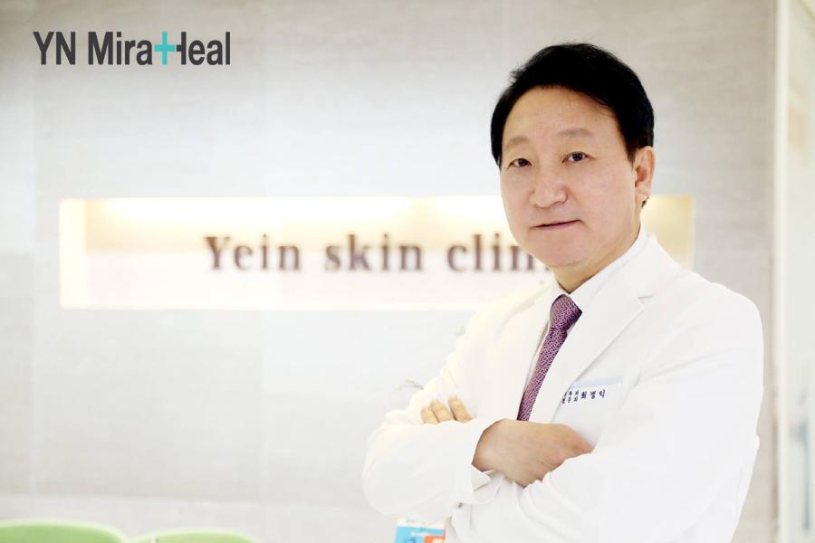 Tại Hàn Quốc, các bác sĩ Da liễu khuyên dùng phấn nước dược mỹ phẩm cho da nhạy cảm