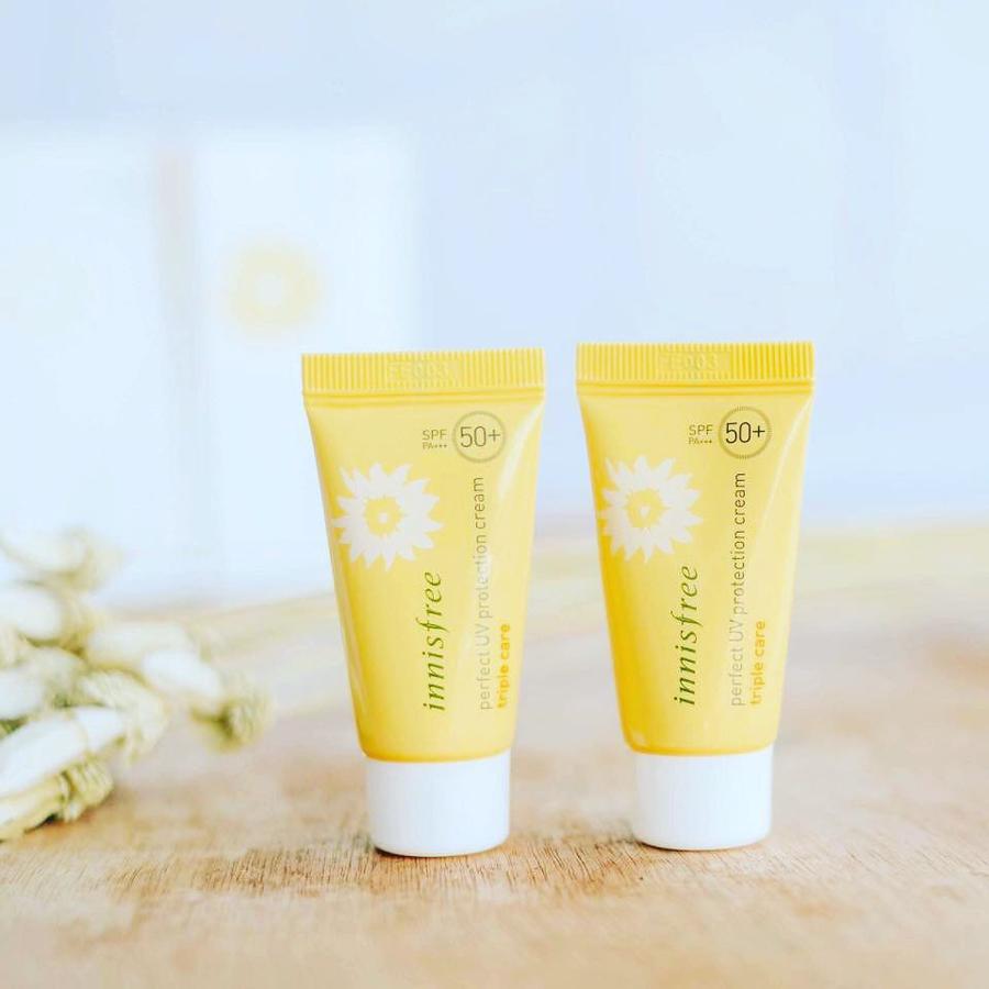 Innisfree Perfect UV Protection Cream Triple Care SPF 50 PA+++