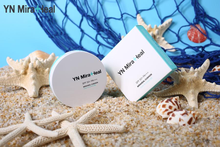 Phấn nước cao cấp Hàn Quốc YN Miraheal Cushion an toàn với những làn da nhạy cảm nhất