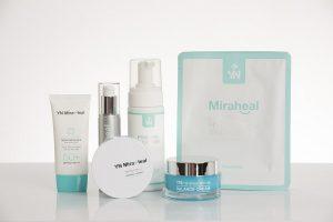 4 bước chăm sóc da thần thánh với mỹ phẩm Hàn Quốc YN Miraheal