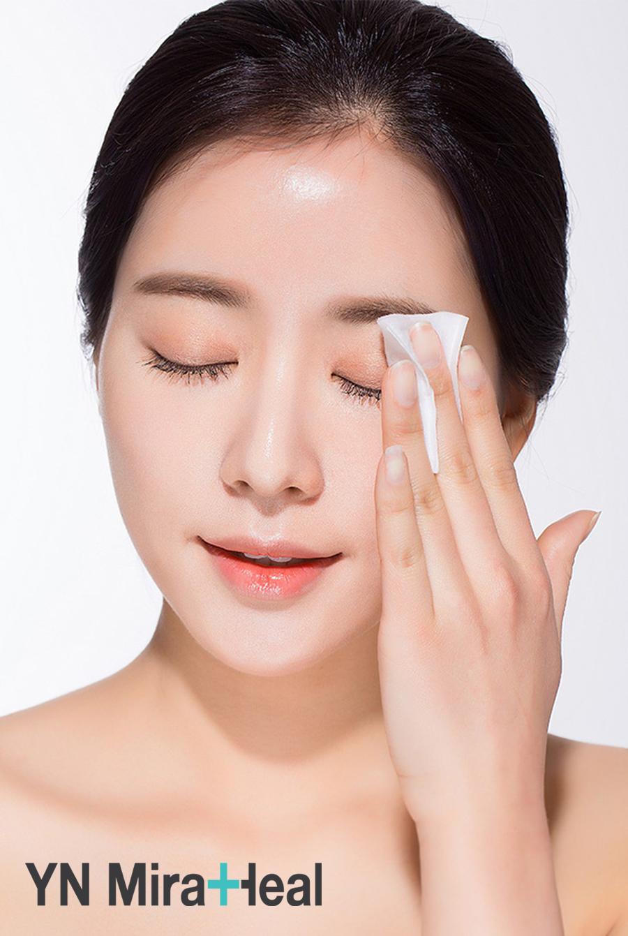 Toner có tác dụng cấp ẩm và làm sạch da, tăng cường hiệu quả các bước dưỡng da tiếp theo