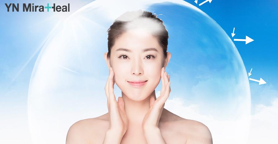 Kem dưỡng da dược mỹ phẩm sẽ đảm bảo an toàn với làn da bạn