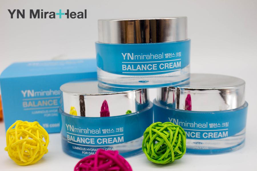 Kem dưỡng da Hàn Quốc tốt nhất YN Miraheal Balance Cream