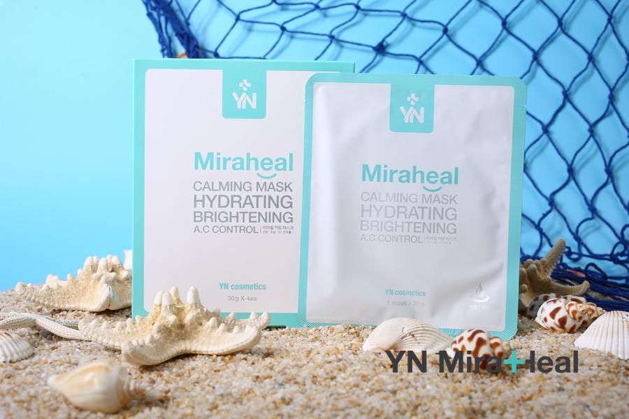 Mặt nạ dưỡng ẩm cho da khô tốt nhất YN Miraheal Calming Mask
