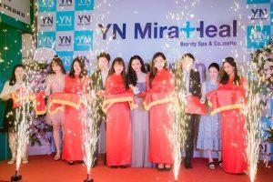"""Khai trương """"YN Miraheal Beauty Spa"""" – Chi nhánh Viện Da liễu Yein đầu tiên tại Việt Nam"""
