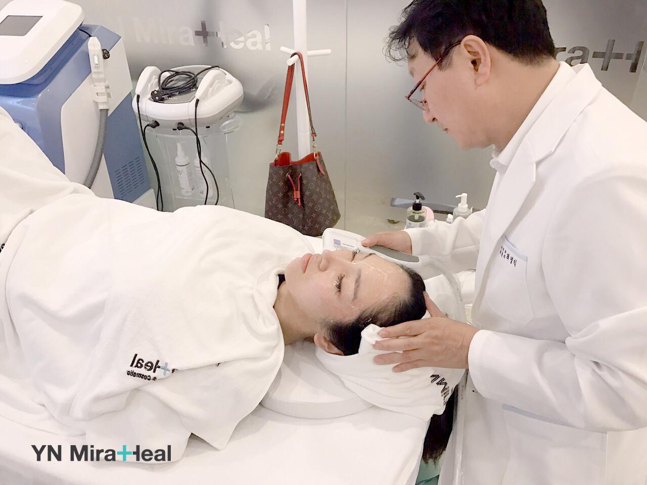 Công nghệ HIFU không gây tổn thương bề mặt da mà có hiệu quả lâu dài