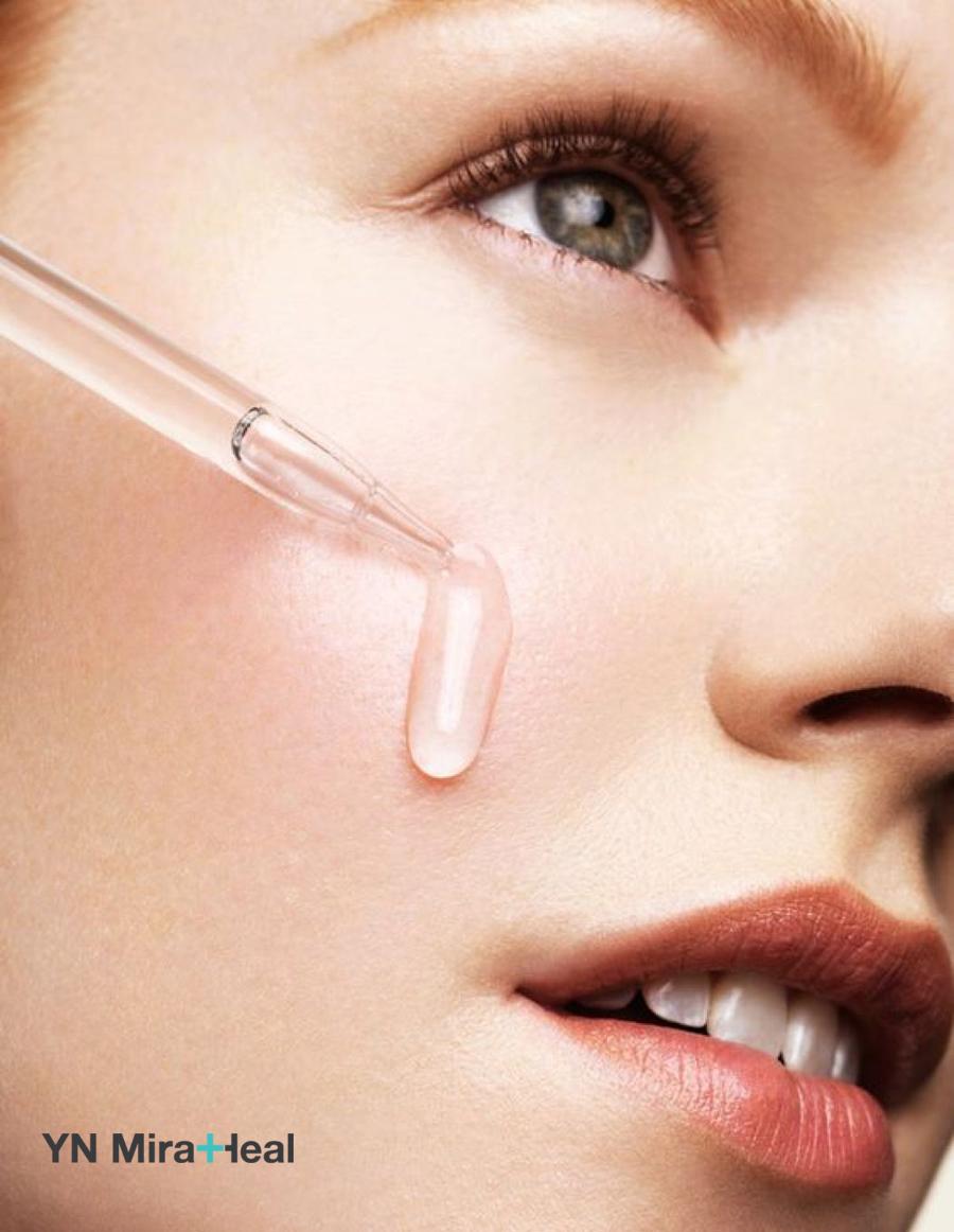 Bạn nên sử dụng serum 1 - 2 lần/ ngày tùy theo tình trạng da