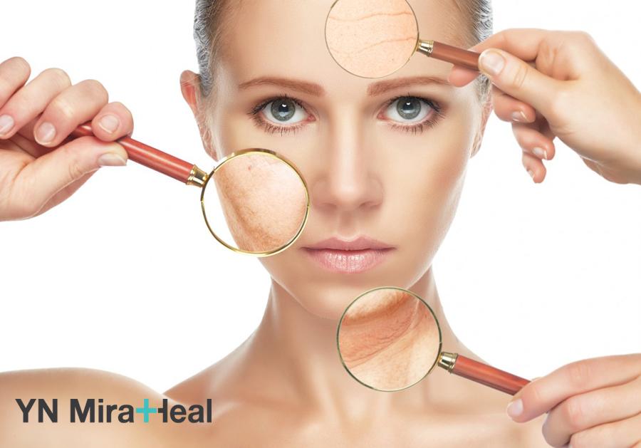Serum dưỡng da cho da khô cần chứa thành phần dưỡng ẩm cao, chiết xuất từ dầu thực vật