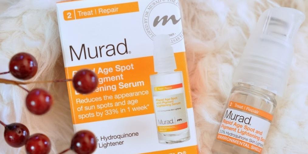 Serum trị thâm mụn Murad Rapid Age Spot & Pigment Lightening